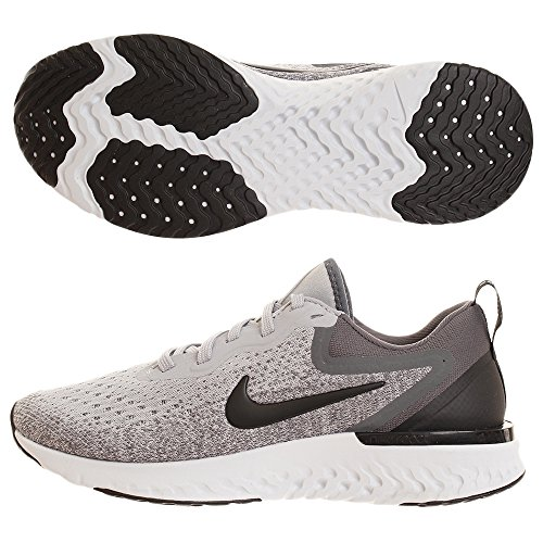 Black dark Wolf Scarpe Running Odyssey 003 Grey Platinum Donna NIKE pure Multicolore Grey React Wmns wqATpT