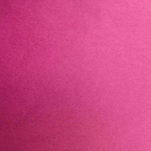 Black Cat Avenue 20'' x 30'' Solid Premium Glossy/Matte Tissue Paper For Gift Wrapping, 60 Sheets, Hot Pink by Black Cat Avenue