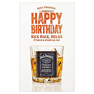 Happy Birthday Jack Daniels