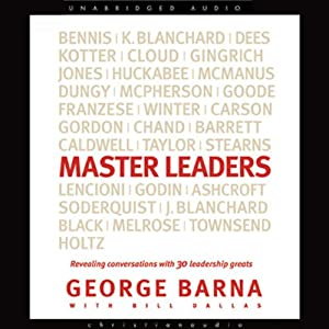 Master Leaders Hörbuch