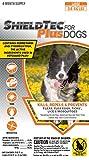 Dog Flea Treatment Collar - ShieldTec Plus for Dogs 4pk 34-66lb