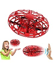 Hand Operated Drones UFO flying ball for Kids or Adults