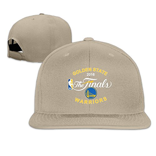 GS Warriors The Finals Champion Baseball Snapback Hat Natural (Natural Chest Bachelor)
