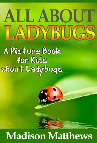 Children's Book About Ladybugs: A Kids Picture Book About Ladybugs