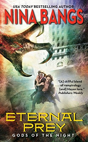 book cover of Eternal Prey