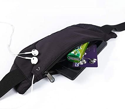 Choose Your Weapon Sport Waist Bag Fanny Pack Adjustable For Travel