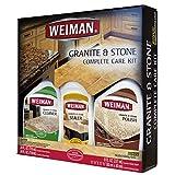 Weiman Granite and Stone Care Kit