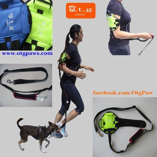 3rd Hand Leash (TM) -- Hands-free Dog Leash, Sport Leash, Hands Free Pet Leash, Armband for iPod Nano/ Shuffle, Arm sizes: 9 ()