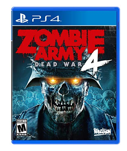 Zombie Army 4 Dead War - PlayStation -