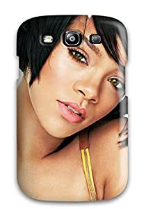 Ideal CaseyKBrown Case Cover For Galaxy S3(rihanna 53), Protective Stylish Case