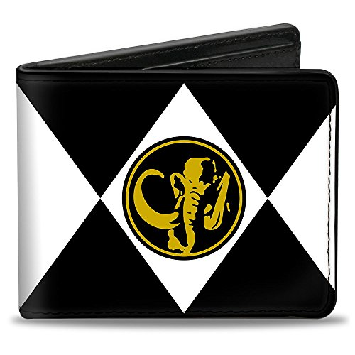 Buckle-Down Bifold Wallet Power (Power Rangers Mystic Force Costume)