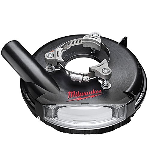 Milwaukee 49-40-6105 7'' Universal Surface Grinding Dust Shroud by Milwaukee