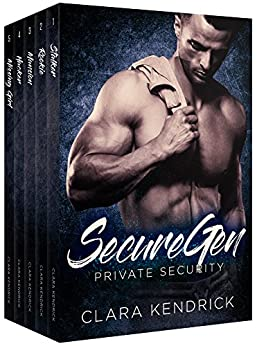 SecureGen: The Complete 5-Books Private Security Series by [Kendrick, Clara]