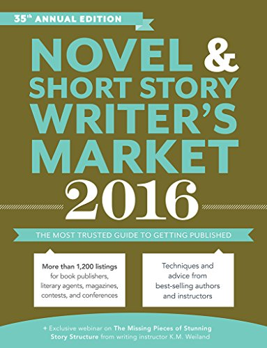 Novel & Short Story Writer's Market 2016: The Most Trusted Guide to Getting Published by Writer's Digest Books