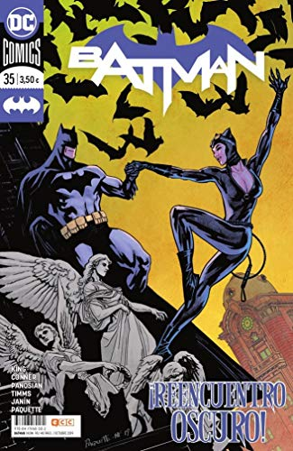 Batman núm. 90/35 (Batman (Nuevo Universo DC)) por Tom King,Amanda Conner,Dan Panosian,John Timms,Mikel Janin,Yanick Paquette,Tobar Pator, Felip