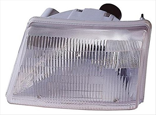 Multiple Manufacturers FO2502151N OE Replacement Headlight Assembly FORD RANGER PICKUP 2WD 1998-2000 Partslink FO2502151