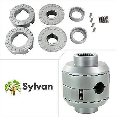 Sylvan Reinforced Automotive Climb Master Second Edition Differential Locker Jeep and Truck 4x4 Wheel Lock Dana 30 Spline 27: Automotive