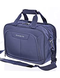 Renwick Navy Blue 16 inch Tote Bag