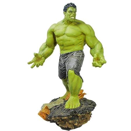 25,6 Pulgadas Hulk Big Block Hulk Modelo Avengers Muñeca ...