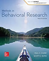 Methods in Behavioral Research (B&B Psychology) Standalone Book
