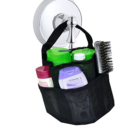BeachMall Shower Tote Caddy (Heavy Duty Mesh) with Organizer Perfect For College & Dorm by BeachMall