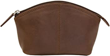 931d4374b8cc ili New York 6480 Leather Cosmetic Makeup Case