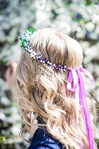 Colorful Ladies Tiara by MadeByChic