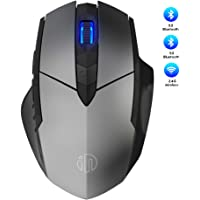 Deals on Inphic Rechargeable Wireless Mouse Multi-Device