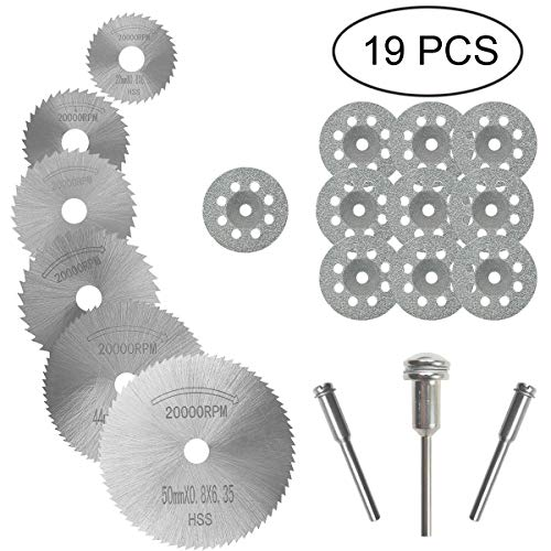 Highest Rated Power Rotary Tool Cutting Wheels