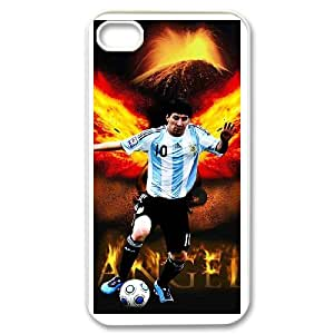 Lionel Messi For iPhone 4,4S Csae phone Case QY502330