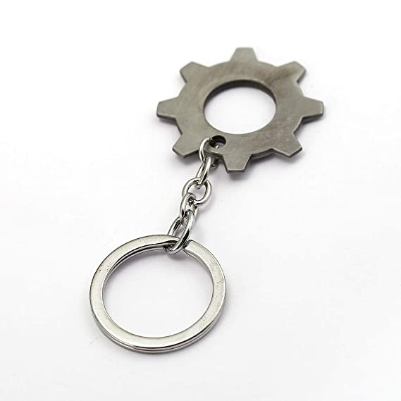 Amazon.com : Key Chains - New Online Game Gears of War ...