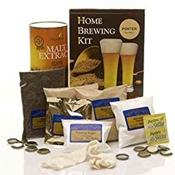 True Brew Porter Home Brew Beer Ingredient 5 GALLON Kit