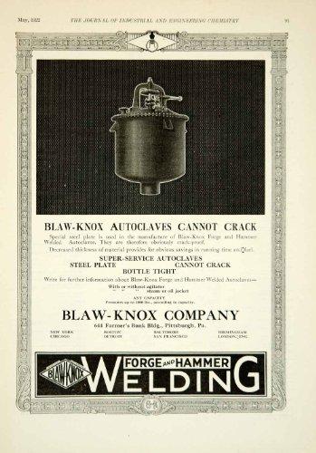 1922-ad-blaw-knox-autoclave-644-farmers-bank-bldg-pittsburgh-pa-industrial-part-original-print-ad