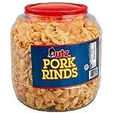 4 - 18 0z. Barrels Utz Pork Rinds by UTZ