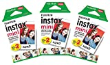 : Fujifilm Instax Mini Instant Film Value Pack - (3 Twin Packs, 60 Total Pictures)