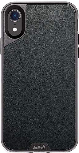 new product 1e102 5c9ce Mous Protective iPhone XR Case - Genuine Leather - Screen Protector Inc.