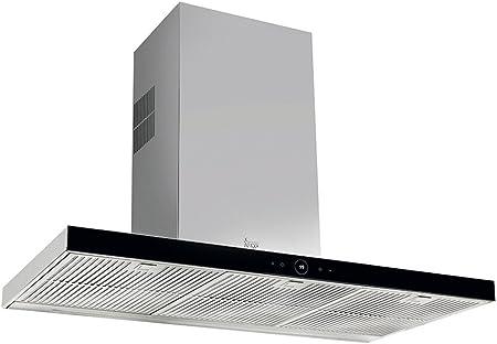 Teka DLH 1185 T 760 m³/h De pared Acero inoxidable A - Campana (760 m³/h, Canalizado, A, A, A, 54 dB): 278.99: Amazon.es: Grandes electrodomésticos