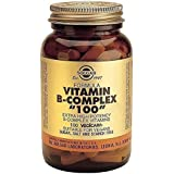 "Solgar, B-Complex ""100"" Vegetable Capsules"