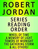 download ebook robert jordan — series reading order (series list) — in order: wheel of time, a memory of light, towers of midnight, the gathering storm, the eye of the world, conan the barbarian & all others! pdf epub
