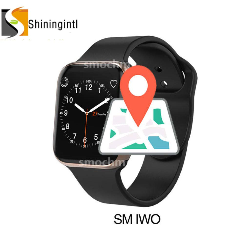 Relojes Inteligentes Smochm Iwo 10 Bluetooth Smart Watch Series 4 ...