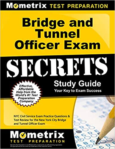 Bridge and Tunnel Officer Exam Secrets Study Guide