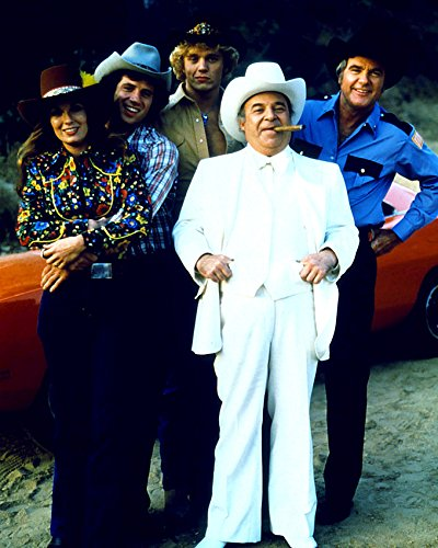 Dukes Of Hazzard Cast Boss Hogg 16x20 Canvas Giclee ()