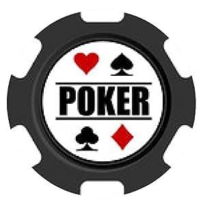 alfombrilla de ratón Ficha de póker - ronda - 20cm