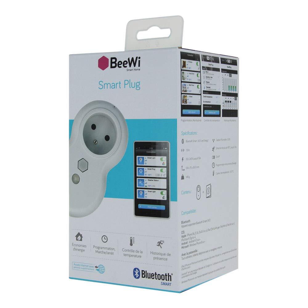 Beewi - Toma inteligente Smart Home FR: Amazon.es: Bricolaje y herramientas