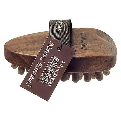 Masajeador de madera de nogal regalo de lujo