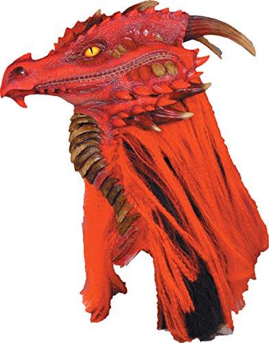 Morris Costumes Brimstone Dragon Premiere Mask