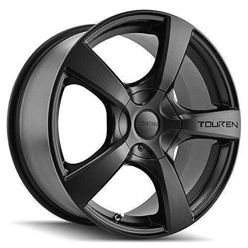 (Touren TR9 3190 Matte Black Wheel (16x7