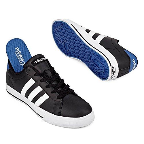 adidas Daily, Zapatillas de Deporte para Hombre Azul