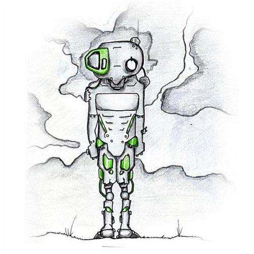 im a robot - 1