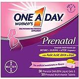 One A Day Women's Prenatal Multivitamin Two Pill